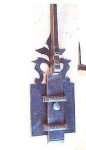 Les Forges De Signa -  - Türriegel