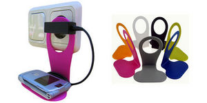 Modedeco.fr - support pour téléphone portable - Telefonhalter