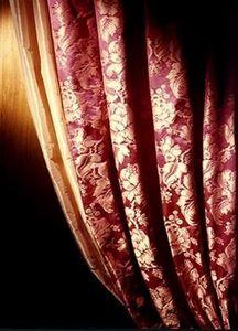 Veraseta - damas et taffetas de soie - Seidenstoff