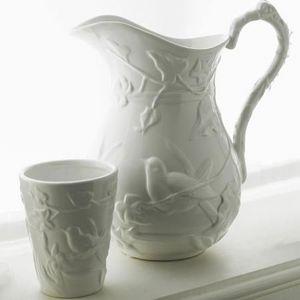 Graham & Green - bird jug & mug - Krug