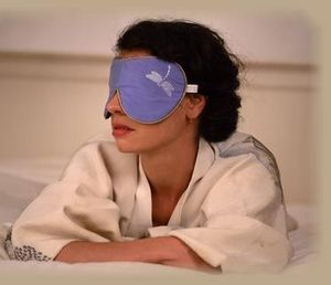 HOLISTIC SILK -  - Schlafmaske
