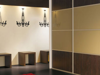 Celio - célio meubles - dressing sur mesure en u - Wandschrank