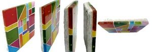 L-Mosaïque :: mosaïque décorative contemporaine -  - Wand Fliesenmosaik