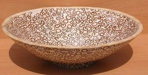 Bali Mosaic - bm-bt 012k - l - Schale