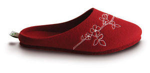 Puschn - made in germany - fleur - Hausschuh
