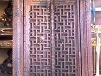 La Farfouille -  - Antike Tür