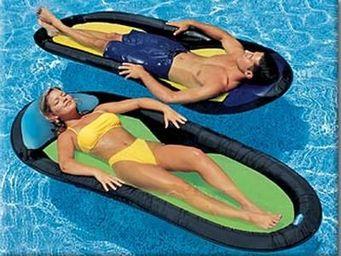 PoolToy.com - easy spring lounge - Luftmatratze