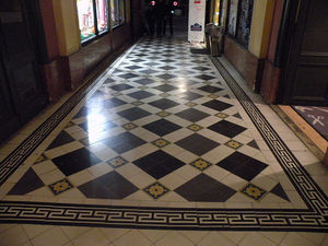 carreaux al andalous -  - Zementfliese
