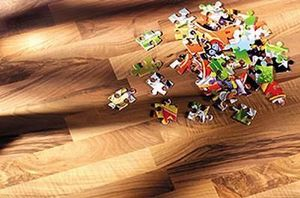 EPI Flooring - pro-floor e-clip - Boden Aus Schichtpressstoff