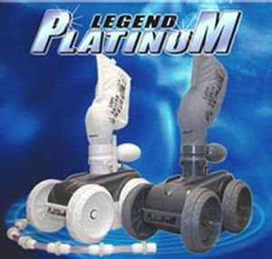 Letro Products - legend platinum art - Poolreinigungsroboter