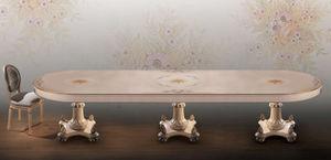 Bellotti -  - Ovaler Esstisch