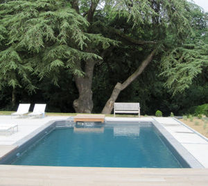 CARON PISCINES -  - Schwimmbadliner