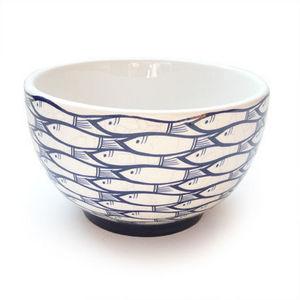 Jersey Pottery - bowls x 4 - Frühstücksschale