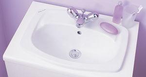 Armitage Shanks - planet vanity basins - Badezimmer