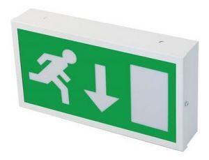 Channel Safety Systems - dale - self test - Leuchtschilder