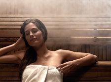 Golden Coast -  - Sauna
