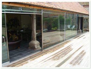 The Igloo - glass rooms - Veranda