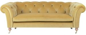 The English House - cokethorpe - Chesterfield Sofa