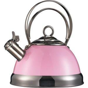 Wesco - bouilloire 2.75l rose - Wasserkocher