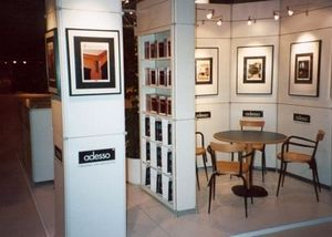Leitner Exhibitions  Displays & Interiors -  - Trennwand