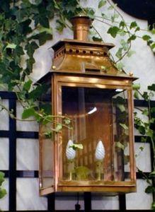 Jardinieres & Interieurs - st louis cuivre - Garten Wandleuchte
