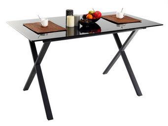 Miliboo - alexa table a manger - Rechteckiger Esstisch