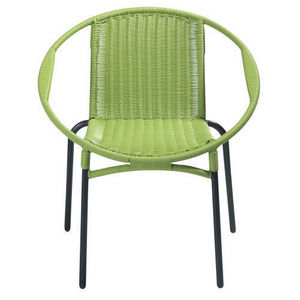 MAISONS DU MONDE - fauteuil vert rio - Gartensessel