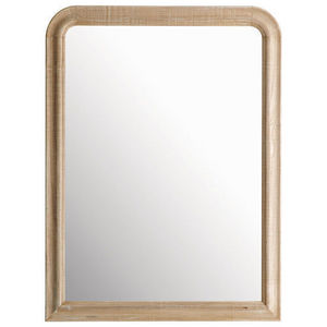 MAISONS DU MONDE - miroir florence arrondi 90x120 - Spiegel