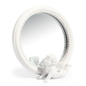 MAISONS DU MONDE - miroir angel blanc - Spiegel