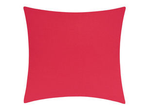 BLANC CERISE - taie d'oreiller carrée - percale (80 fils/cm²) -b - Kopfkissenbezug