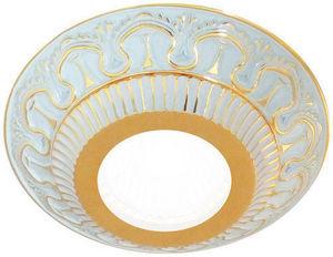 FEDE - cordoba opaque glass ip44 collection - Deckenleuchte