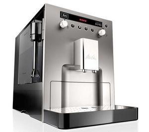 Melitta - caffeo bistro erp e960-107 - argent/noir - machine - Espressomaschine