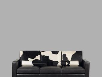 BLANC D'IVOIRE - gordon 3 - Sofa 3 Sitzer