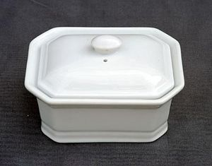 Porcelanne -  - Terrine Schüssel
