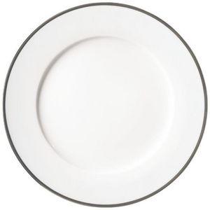 Raynaud - fontainebleau platine - Flache Teller