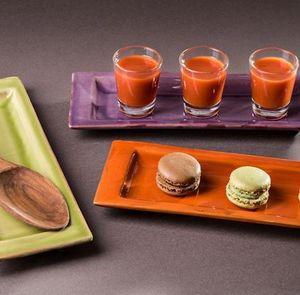 Barbotine -  - Fingerfood Glass