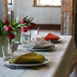 LINENME -  - Tisch Serviette