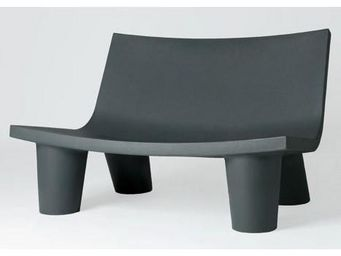 Mathi Design - canapé slide low lita - Gartenbank