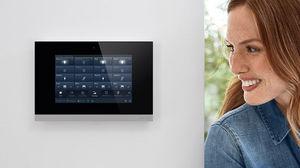 Busch-Jaeger - abb i-bus® knx - Touchscreen Haustechnik
