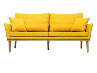 Miliboo - nori - Sofa 3 Sitzer