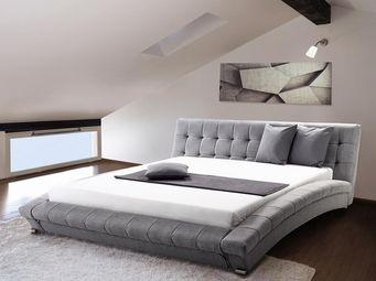 BELIANI - lits à eau - Doppelbett