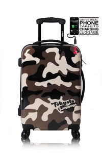 MICE WEEKEND AND TOKYOTO LUGGAGE - camouflage - Rollenkoffer