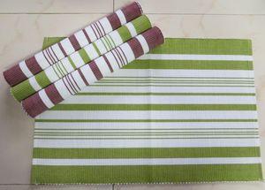 ITI  - Indian Textile Innovation - stripe - Tischset