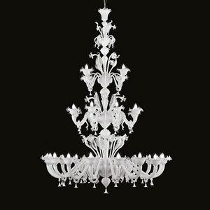 MULTIFORME - bovary - Kronleuchter Murano