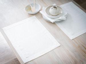BLANC CERISE -  - Tischset