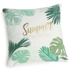 MAISONS DU MONDE - tropic summer - Kissen Quadratisch