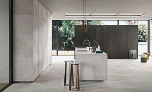 Snaidero - way materia- - Moderne Küche