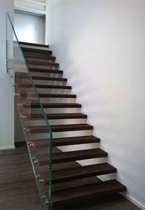 TRESCALINI -  - Gerade Treppe