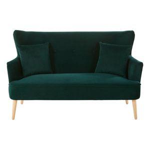 MAISONS DU MONDE -  - Sofa 2 Sitzer