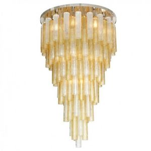 ALAN MIZRAHI LIGHTING - wm130 very large venini - Kronleuchter Murano